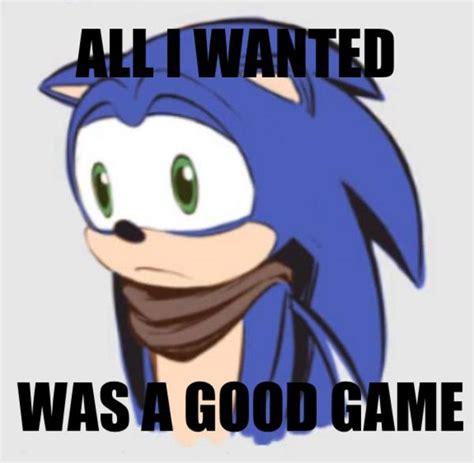 Sonic The Hedgehog Meme - sonic autism memes