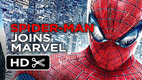 marvel film news 2015 spider man joining marvel cinematic universe movie news