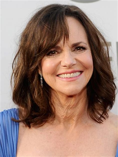 sally field hairstyles over 60 the top 10 haircuts for women in their 60s and beyond