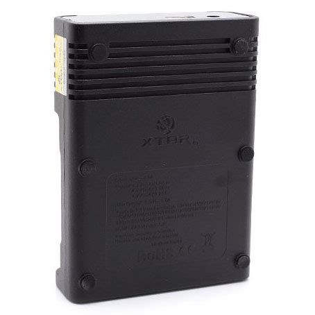 Xtar Xp4 Intelligent Battery Charger 4 Slot For Li Ion And Ni Mh With Battery Renew Function xtar xp4 intelligent battery charger 4 slot for li ion and ni mh with battery renew function