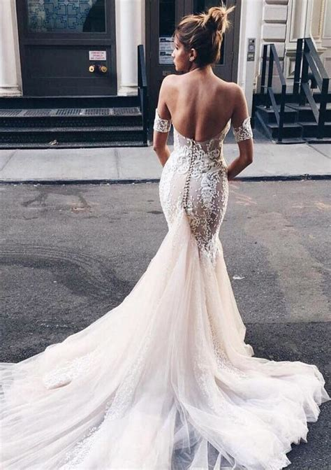 Backless Lace Wedding Dresses Images   Wedding Dress, Decoration And Refrence