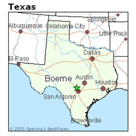 where is boerne texas on the map best places to live in boerne texas