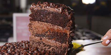 Best Death by Chocolate Cake Recipe   How to Make Death by