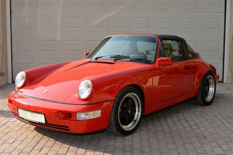 Porsche Targa 964 by Porsche 911 964 Targa 4 The Motor Company Trading Llc