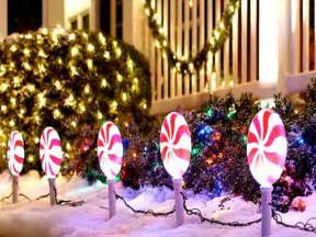outdoor outdoor christmas decorations diy holiday