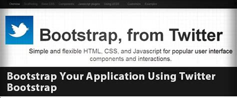 bootstrap templates for visual studio 2010 use twitter bootstrap with asp net mvc 3 manwhocodes