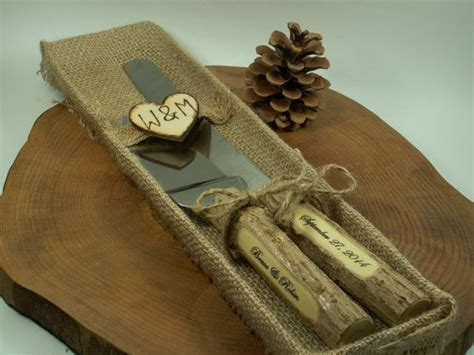 Rustic Wedding Cake ,Rustic Country Chic Wedding Knife Set
