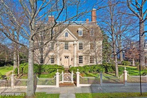 obama residence 6 dc area homes perfect for obama s post white house move