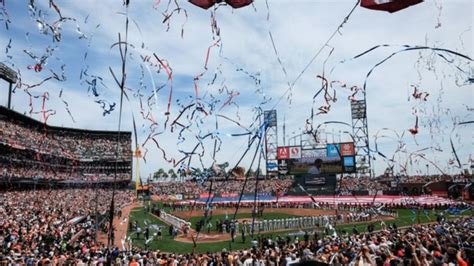 san francisco giants to host los angeles dodgers in home
