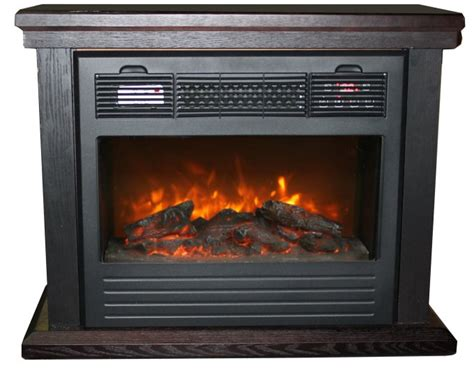 lifesmart electric fireplace lifesmart electric dynamic infrared fireplace heater ebay