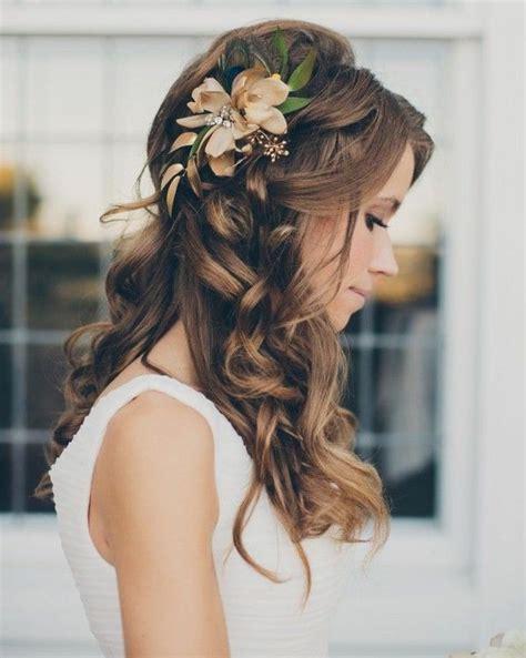 Hochzeitsfrisur Diy by Die Besten 17 Ideen Zu Lange Hochzeit Frisuren Auf
