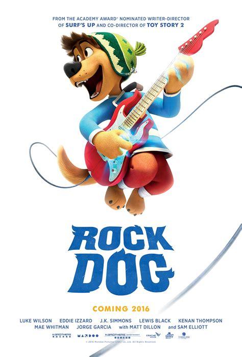 rock dog film 2016 allocin 233