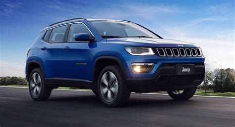 jeep compass 2018 jeep compass revealed australian launch late