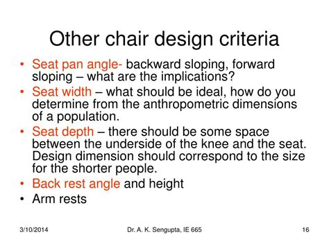 design criteria for a l ppt workstation design chapter 11 powerpoint