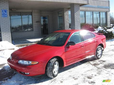 how can i learn about cars 2004 oldsmobile alero parental controls 2004 bright red oldsmobile alero gl1 sedan 2540712 gtcarlot com car color galleries