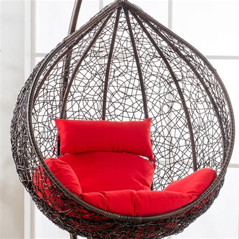 basket swing chair wang ge rattan chair basket hanging indoor and outdoor
