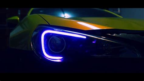 subaru brz custom black custom subaru brz headlights youtube
