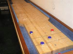 pdf diy indoor shuffleboard table plans
