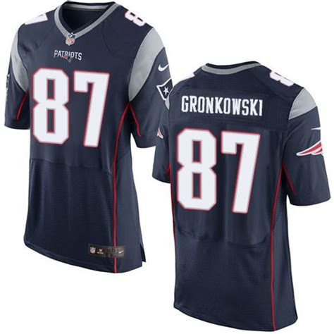 replica blue rob gronkowski 87 jersey attractive p 1173 nike new patriots 87 rob gronkowski navy blue