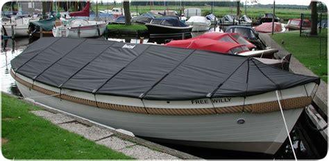 dekzeil boot zomerdekzeilen zomerdekzeil amstel