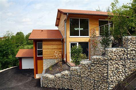 Aménagement Jardin En Pente Forte 3511 by Amnagement Extrieur Maison Terrain En Pente Amazing