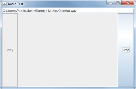audio format in java java error could not get audio input stream from input