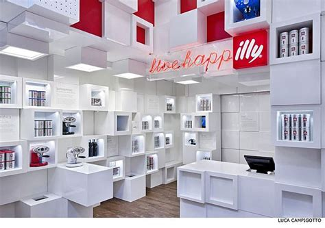 the illytemporary shop interior design