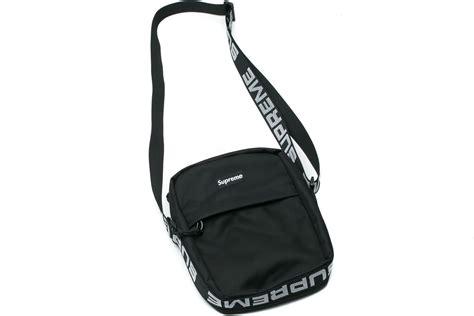 supreme bag supreme ss18 shoulder bag