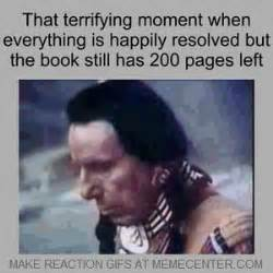 Reading Book Meme - while reading a book by ben meme center