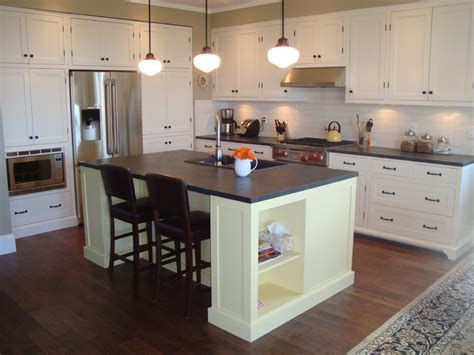 adding a kitchen island diy kitchen islands ideas using common household furniture
