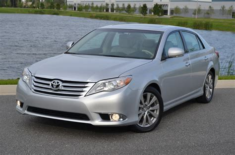 2011 Toyota Avalon 2011 Toyota Avalon Limited Review Affordable Luxury