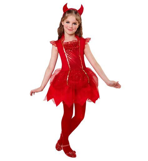 Purlina Dress Kid disfraz de diablesa brillante purpurina para ni 241 a