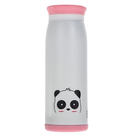 Colourful Thermos Insulated Mik Water Bottle 500ml Ther colourful thermos insulated mik water bottle 500ml white jakartanotebook