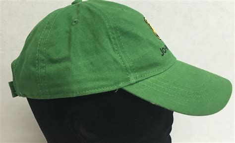 deere selection of junior infant baseball caps