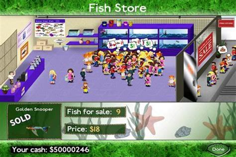 kairosoft games full version apk fish tycoon android apps on google play