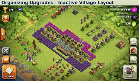 clash of clans upgrades pipe dreams clash of clans organizing upgrades