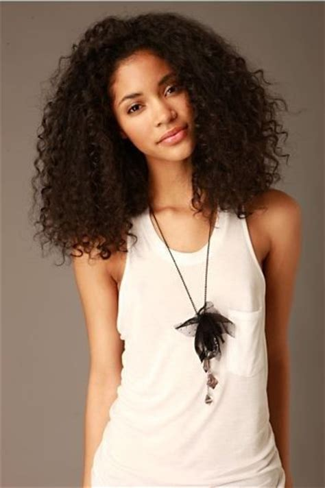 quick ethnic pre teen hair styles 572 best 3b c hair type styles images on pinterest