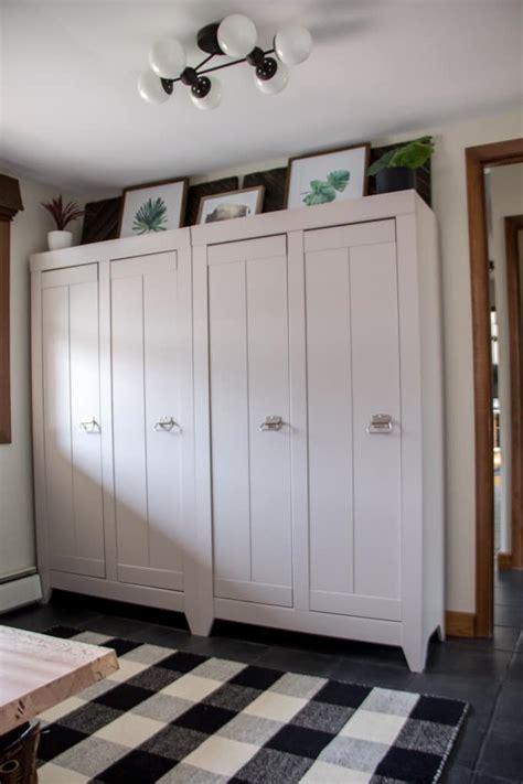 mudroom cabinets mudroom cabinets bright green door