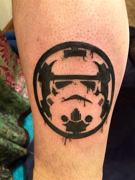 star wars tattoo design best 20 stormtrooper ideas on