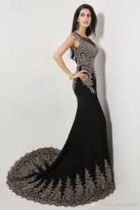 موديلات فساتين سهرة باللون الأسود 2015 مجلة زفافي
