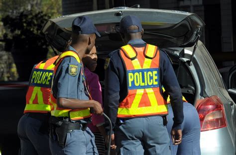 Saps Criminal Record Database South Africa S Criminal Cops Is The Rot Far Worse Than We Been Told Africa Check