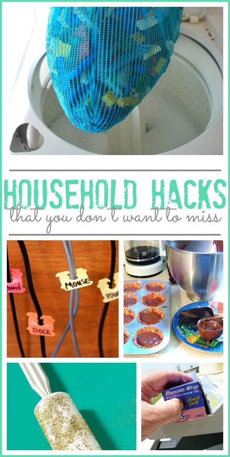 household hacks household hacks that you don t want to miss sugar bee crafts