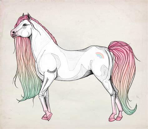 Draw Horse Illustrator | faiiint illustration