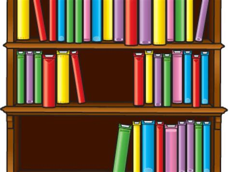 best bookshelf clipart 14990 clipartion