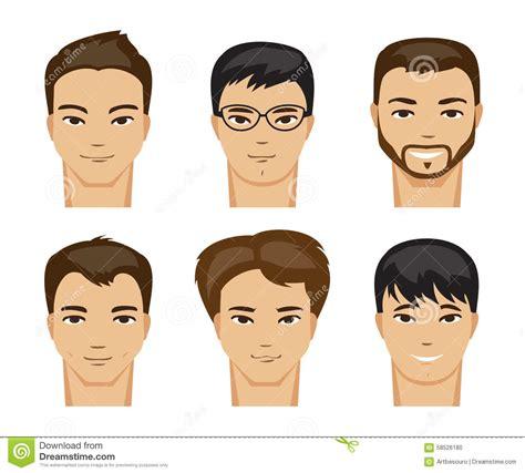cartoon guy hairstyles cartoon mens hairstyles cartoon ankaperla com