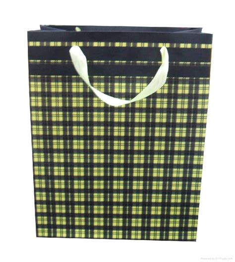 Simple Paper Bag - simple style fashion paper bag hx s 8475 hanxi china