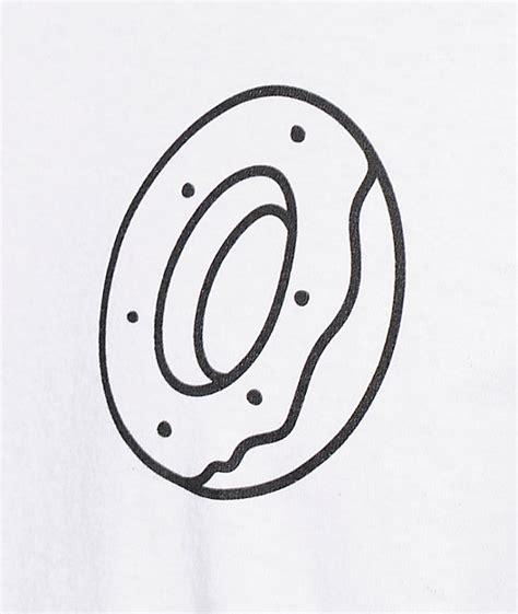 Longsleeve Sane O Donuts future donut ofwgkta sleeve t shirt zumiez