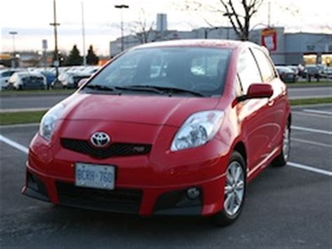 2007 toyota yaris rs day by day review 2010 toyota yaris rs hatch autos ca
