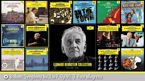 how to a the a collection volume 1 books the leonard bernstein collection vol 1 audio sler
