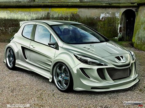 best peugeot cars tuning peugeot 308 187 cartuning best car tuning photos